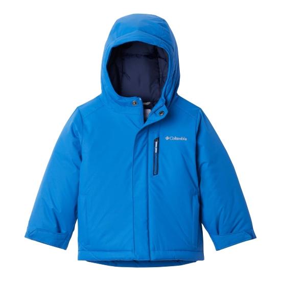Columbia Alpine Free Fall II Jacket Boys - Blue