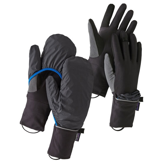 Patagonia Peak Mission Gloves - Black