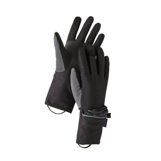 Patagonia Peak Mission Gloves - Photo of detail