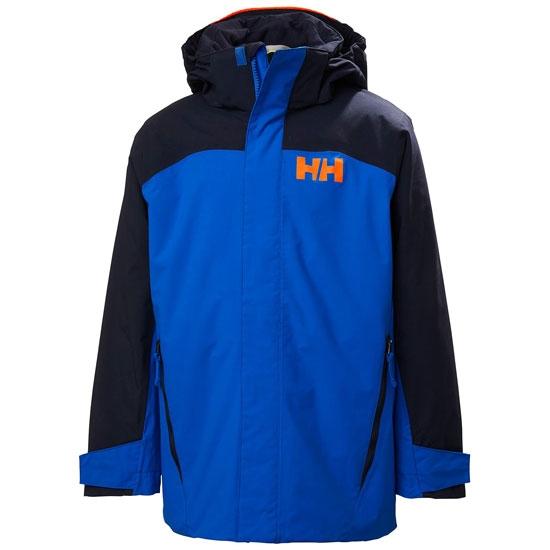 Helly Hansen Level Jacket Jr - Sonic Blue
