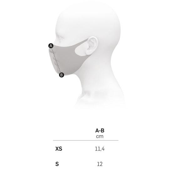 Ternua Airgill Mask Kids - Photo of detail