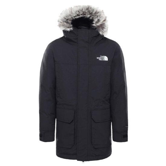 The North Face McMurdo Parka Boy -  Tnf Black