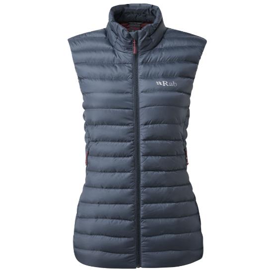 Rab Microlight Vest W - Steel