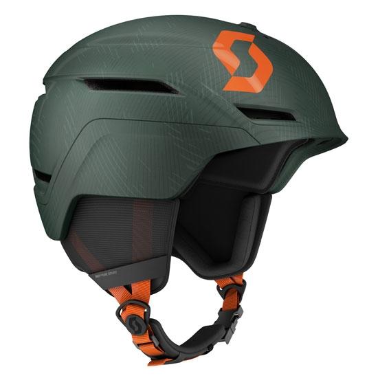 Scott Symbol 2 Plus - sombre green/pumpkin orange