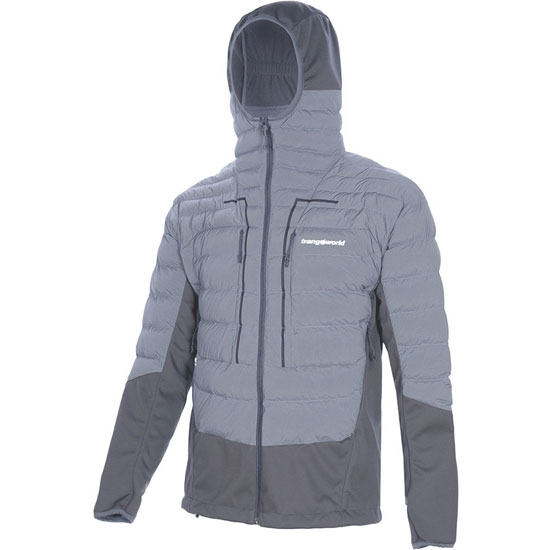 Trangoworld Beraldi Jacket - Grey