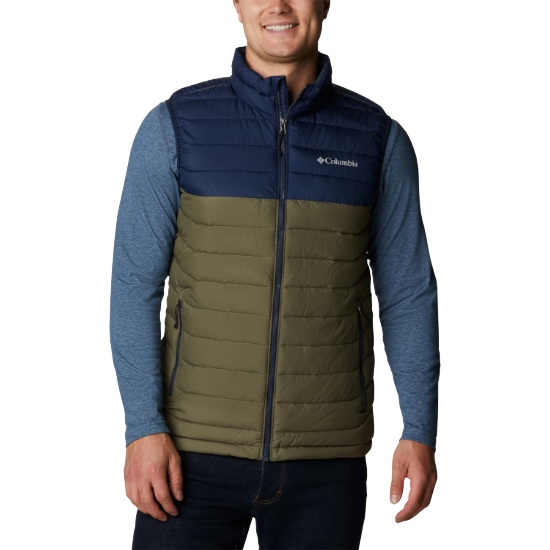 Columbia Powder Lite Vest - Green
