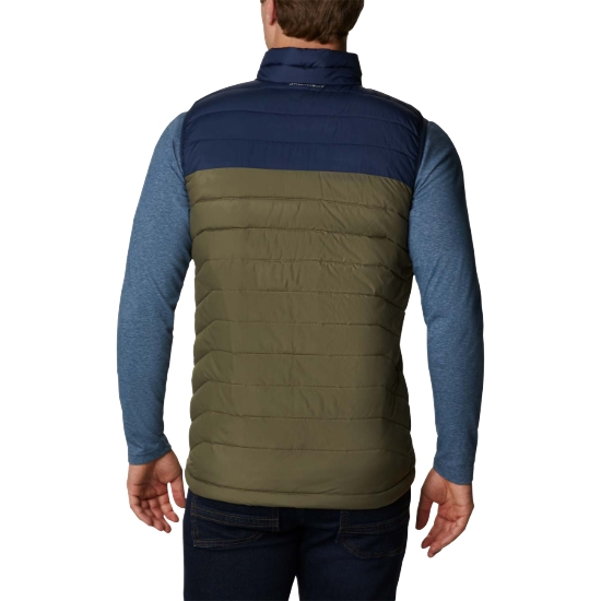 Columbia Powder Lite Vest - Photo de détail
