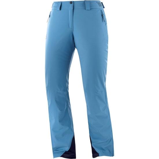 Salomon The Brilliant Pant W - Copen Blue