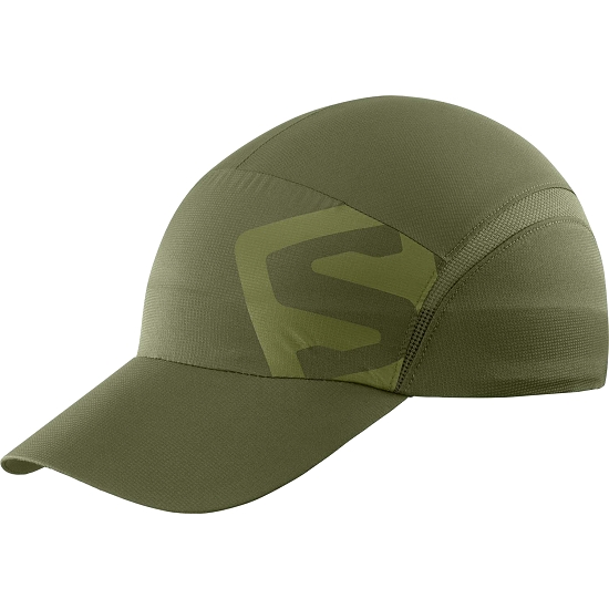 Salomon Xa Cap - Olive Night