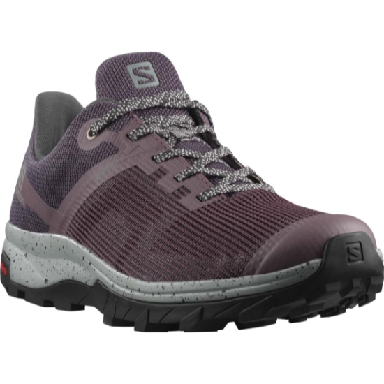 Salomon Outline Prism Gtx W - Flint Ebony Tropica