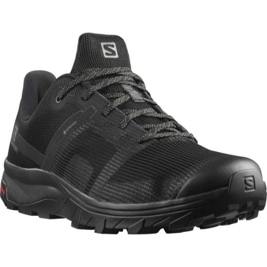 Salomon Outline Prism Gtx - Black Black Castor