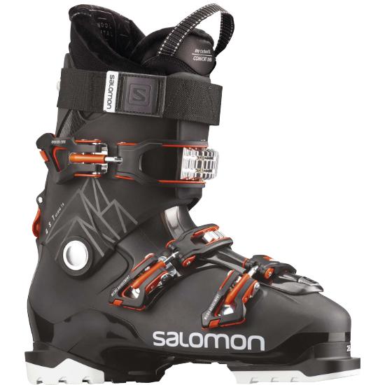 Salomon Qst Access 70 - Black/Anthr Tra
