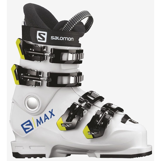 Salomon S-Max 60T L - White/Acid Green