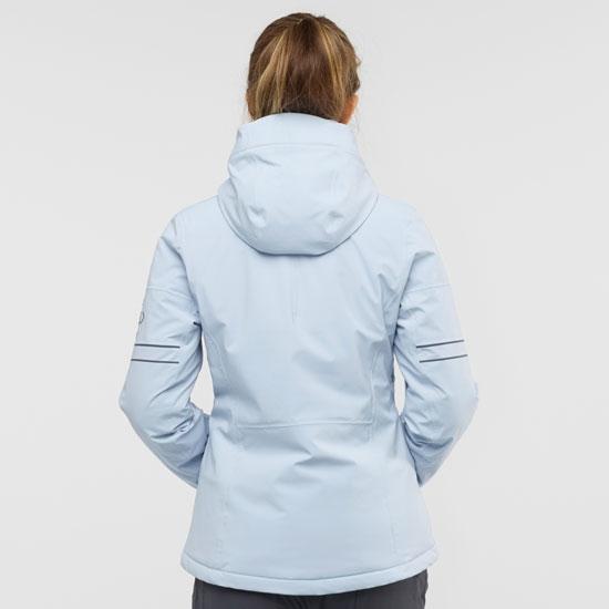 Salomon The Brilliant Jacket W - Photo de détail