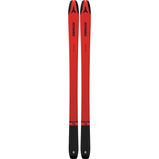 Atomic Backland 78 UL - Red/Black
