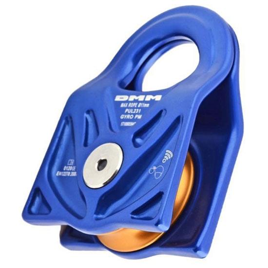 Dmm Gyro PM Pulley Blue ID - Blue