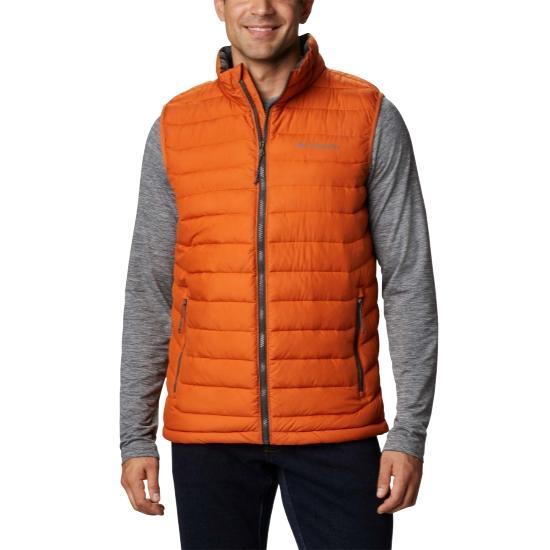 Columbia Powder Lite Vest - Orange