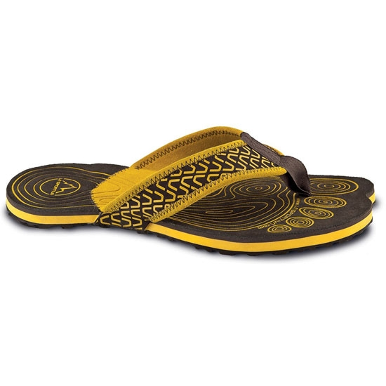 La Sportiva Swing - Black/Yellow