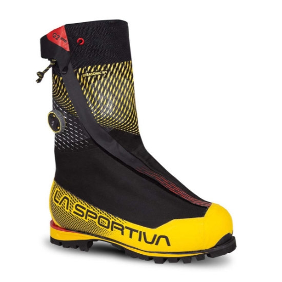 La Sportiva G2 Evo - Black/Yellow