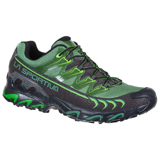 La Sportiva Ultra Raptor Gtx - Black/Grass Green