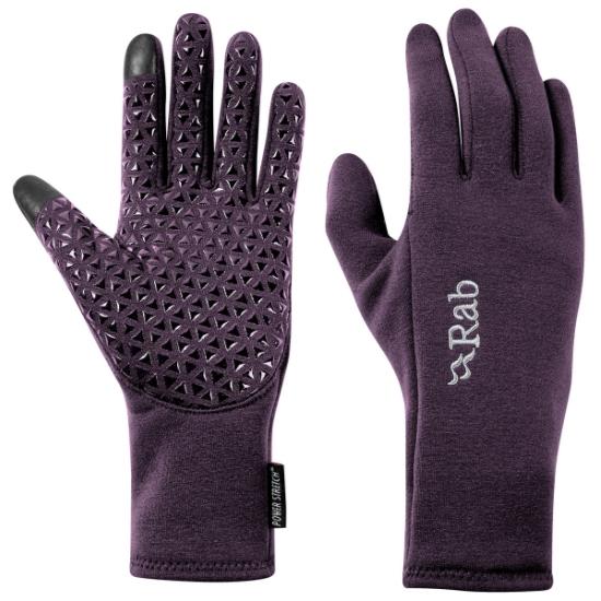 Rab Power Stretch Contact Grip Glove W - Fig