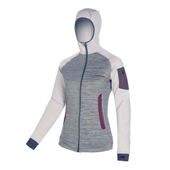 Trangoworld Asiego Jacket W - Grey