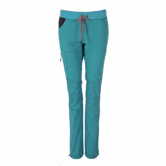 Ternua Pinkpoint Pant W - Deep Curacao