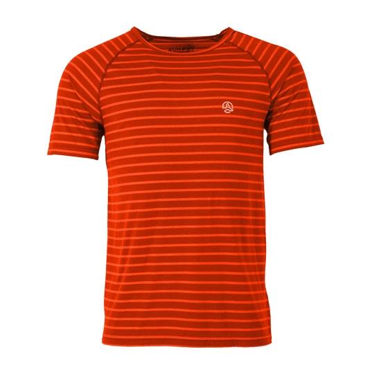 Ternua Imus Tee - Orange Red
