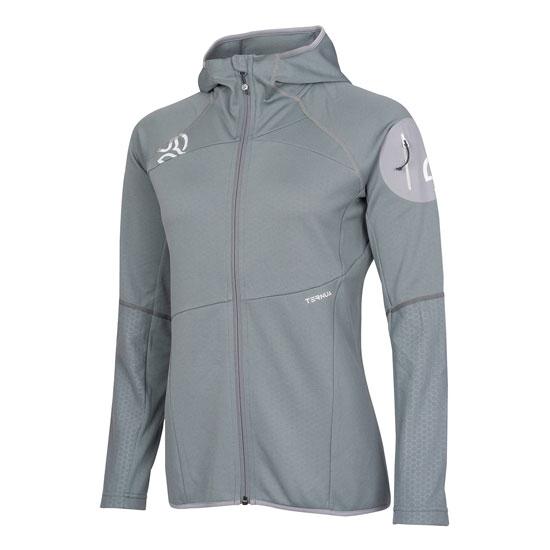 Ternua Berlana Hood Jacket W - Whales Grey