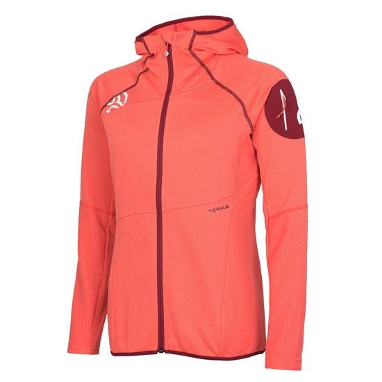 Ternua Berlana Hood Jacket W - Light Magm