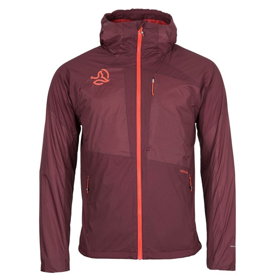 Ternua Kimo Lite Jacket - Rumba Red