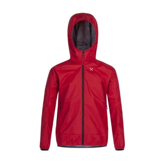 Montura Teorema Jacket Kids - Rosso