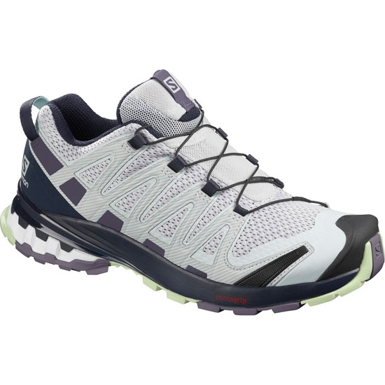 Salomon Xa Pro 3D v8 W - Pearl Blue/Sweet Grey