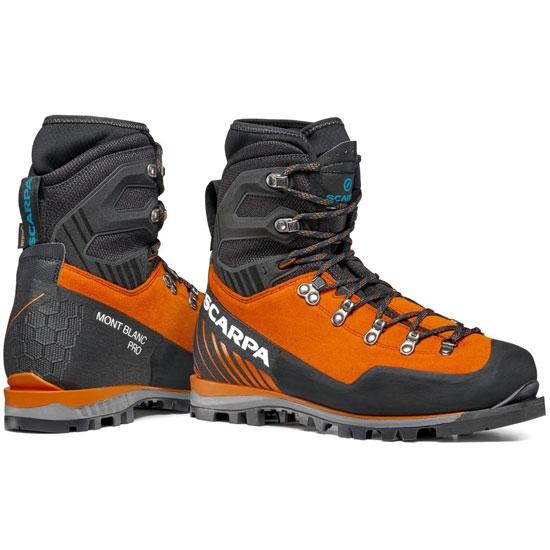 Scarpa Mont Blanc Pro Gtx - Photo de détail