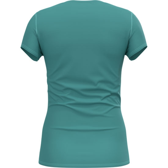 Odlo Active F-Dry Light Eco Bl Top Crew Neck S/S W - Photo of detail