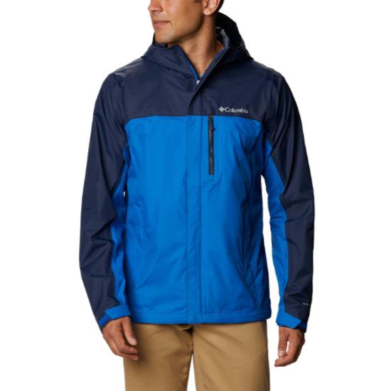Columbia Pouring Adventure II Jacket - Blue