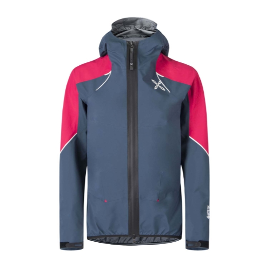 Montura Magic 2.0 Jacket W - Blu Cenere/Rosa Sugar