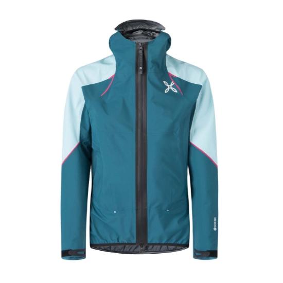 Montura Magic 2.0 Jacket W - Baltic/Ice Blue