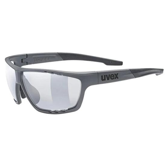 Uvex Sportstyle 706V Photochromic - Gris  Mate