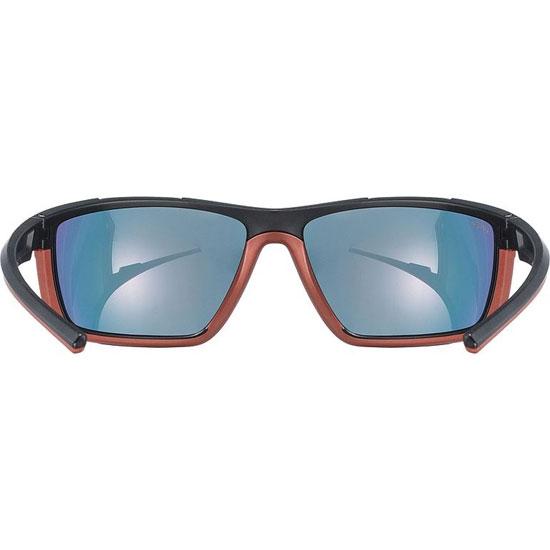 Uvex Sportstyle 310 Negro Rojo S4 - Photo de détail