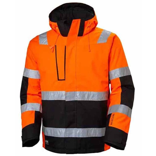 Helly Hansen Workwear Alna Shell Jacket - Naranja