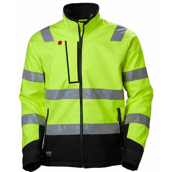 Helly Hansen Workwear Alna Softshell Jacket - Amarillo