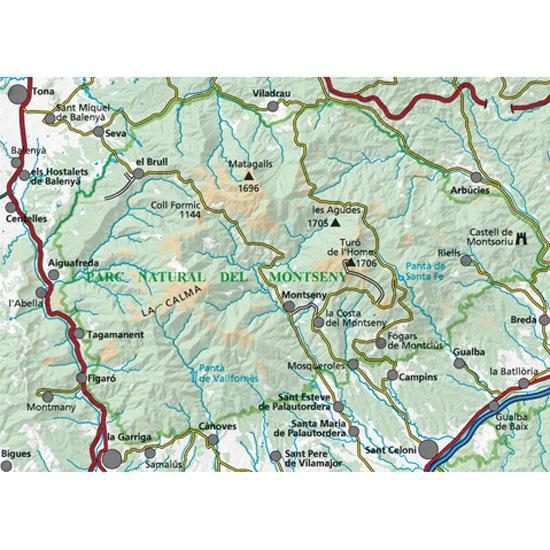 Ed. Alpina Monseny 20-21 - Detail Foto