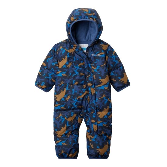 Columbia Snuggly Bunny Bunting Baby - Blue