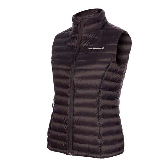 Trangoworld Saloria Vest DC W - Black