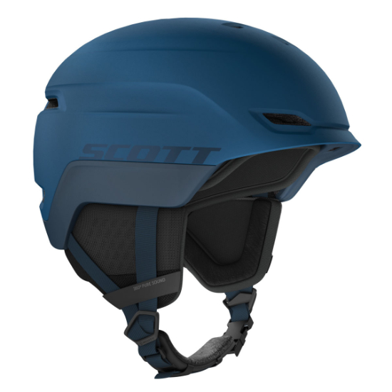 Scott Chase 2 Plus Helmet - Skydive Blue