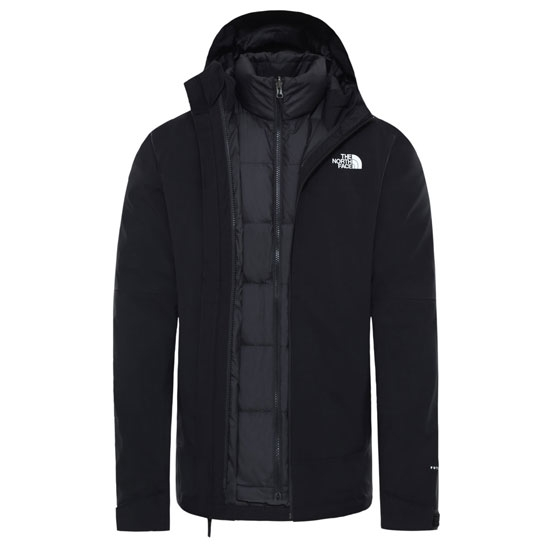 The North Face Mountain Light FL Triclimate Jacket - TNF Black