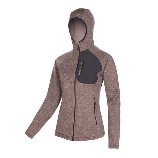 Trangoworld Wells Jacket W - Grey/Black