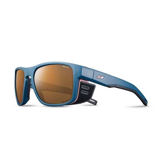 Julbo Shield Reactiv High Mountain 2-4 - Blue/Pink
