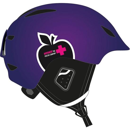 Movement Icon Women Helmet - Violet
